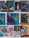KEMBA WALKER 24 Card 4 Insert 3 Parallel Basketball Lot NBA CHARLOTTE HORNETS