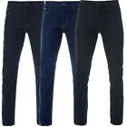 Herren Jeans Hose Denim Regular Straight Fit Basic Hosen Strech W30-W50 22900