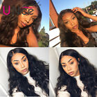 UNice 8A Brazilian Body Wave Human Hair 3 Bundles Wet Wavy Human Hair Extensions