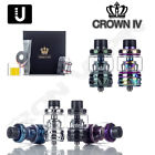 AUTHENTIC 28MM CROWN 4 TNK 6mL | COIL PACK OPTION | ALL COLORS IN STOCK | V4 IV