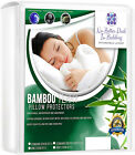 Bamboo Terry Premium Pillow Protectors, Standard (4 Pk)Queen, King and Body(2Pk) image