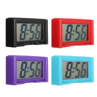HOT Digital Car Dashboard LCD Clock Time Date Display Self-Adhesive Stick On