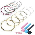 Acoustic Guitar Strings Standard Replacement Wires Set of 6 & Guitar String Wind
