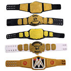 WWE Wrestling World Heavyweight Eagle Action Figure Championship Title Belts Toy