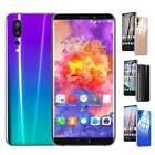 "6,1""android 8.1 Mobile Smart Phone Quad Core Dual Sim 4g+64gb Imitation Huawei"