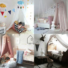 Princess Large Mosquito Net Bed Kids Canopy Bedcover Curtain Bedding Dome Tent image