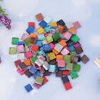 100g/200g Mosaic Tiles Glitter Colored Crystal Glass Mosaic for DIY Crafts