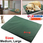 2 Sizes Waterproof Pet Dog Bed Washable Puppy Cat Mat Pad Cushion Cover Mattress