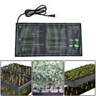 18W Waterproof Seedling Plant Hydroponic Heat Mat Pet Retile Warm Heating Pad