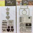 Bulk wholesale Hero Arts stamp & cut CLEARLY KELLY sets half price 50% RRP$36