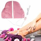 Hot Spa Heated Beauty Foot Hand Mitts Theraputic for Paraffin Wax Therapy