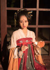 Chinese Style Hanfu Ru Dress Women's Cosplay Tradition Costume Long Fairy Dress