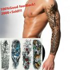 Kyпить Men Arm Tattoo Temporary Tattoos Sticker Fake Tatoo Body Art Waterproof-3D на еВаy.соm