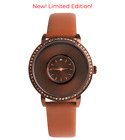 Origami Owl SIGNATURE Watch: CHOOSE; ROSE GOLD, CHOCOLATE, BLACK, SILVER OR GOLD