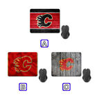 Calgary Flames Computer Mouse Pad Mat Mice Laptop Office Decor $3.99 USD on eBay