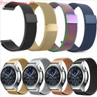 Milanese Stainless Steel Wrist Band Strap For Samsung Galaxy 46mm Smart Watch image