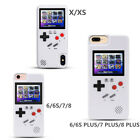 Gameboy Tetris Phone Case Protect for iPhone X XS 8 6 6s 7 Plus 36 Games Console