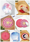 Fashion Circle Round Mouse Pad Mat Rubber Mousepad For Optical Laser Mouse Mice