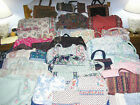 Vera Bradley Vintage CLEARANCE Mist/Perennials/Watercolor/Tea Garden/Delft &More