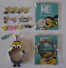Authentic Origami Owl DESPICABLE ME MINIONS  Charms FREE SHIPPING BUY 4 SAVE $2