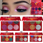 Shine  Cosmetic Tool Eye Makeup Shimmer Glitter Eyeshadow Palette Pigment