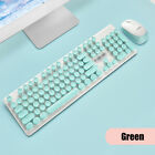 Mice Keyboard Mouse Combo USB Receiver Wireless Set For Laptop PC Macbook