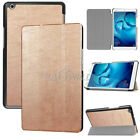 "For Huawei MediaPad M3 M5 T3 T5 7"" 8"" 10.1"" 10.8""Tablet Folio Leather Case Cover"