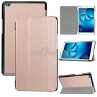"""For Huawei MediaPad M3 M5 T3 T5 7"""" 8"""" 10.1"""" 10.8""""Tablet Folio Leather Case Cover"""
