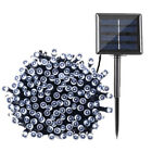 Practical 72ft LED Festival Solar Power String Light Match For Christmas Trees