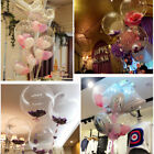 10pcs Bobo Balloon Transparent PVC Balloon DIY Wedding Birthday Party Decoration
