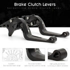 FXCNC for Triumph SPEED TRIPLE TIGER 800 3D Short Camber Brake Clutch Lever Set $29.99 USD on eBay
