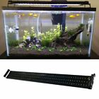 150 White and 34 Blue LEDs Aquarium Light Fish Tank Lamp with Extendable Stand#J