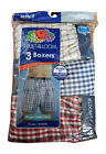 Fruit of the Loom Mens Boxer 3 or 6 or 9 Pack