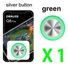 Mobile Phone PUBG Game Joystick Metal Button Controller For Android iPad Tablet-