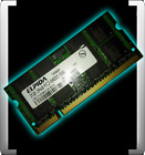 4GB PC2-6400S 4 GB 800 MHZ DDR2 RAM SODIMM 2x 2GB KINGSTON HYNIX NANYA SAMSUNG