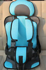 Portable Safety Baby Car Seat kids Child Adjustable Travel Chair Thicken Sponge