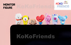 [BTS / BT21 X Royche] Official Monitor Figure / Official Goods / Free Shipping