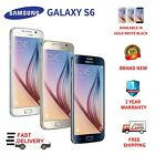 "Unlocked Samsung Galaxy S6 5.1"" 32gb 4g Lte Smartphone Android Mobile Cell Phone"