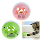 Durable Pet Toy Dog Cat Parrots Pet Chew Sound Training Ball with Bell Inside