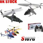 S107G 3.5 CH Remote Control RC Helicopter Electric Alloy Copter Gyroscope