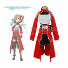 Sword Art Online Silica Keiko Ayano Battle Suit Outfit Uniform Cosplay Costume!a