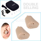 Rechargeable ITE Hearing Aid Deaf Sound Voice Amplifier Enhancer Ear Health Care