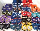 Women's NFL Love Glitter Slippers House Shoes by Forever Collectibles $9.99 USD on eBay