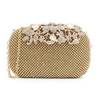 Women Evening Hand Bag Wedding Purse Party Shoulder Bag Prom Crystal Clutch