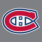 Montreal Canadiens Vinyl Sticker / Decal *NHL* Eastern * Atlantic * Hockey *CA* $2.5 USD on eBay