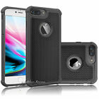 For iPhone 8 Plus /iPhone 8 Hybrid Shockproof Slim Armor Impact Hard Case Cover
