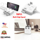 New USB Hub Multi Desktop Wall Charger travel With 4 Port Fast Charging Stations