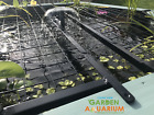 Clear View Garden Aquarium Raised Pond Safety Cover
