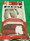 RBX Men's Sport Boxer Briefs 4 pack NWT Small or Large Multicolored Tag Free