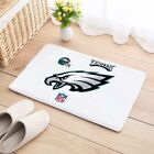 Philadelphia Eagles Door Mat Natural Cotton Floor Anti Slip NFL on eBay
